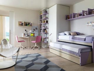 Dormitorios infantiles de estilo moderno de MY STUDIO HOME - Design de Interiores Moderno