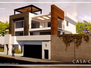 Remodelación Casa CH de Torres Arquitectos Proyecto y Construcción Moderno