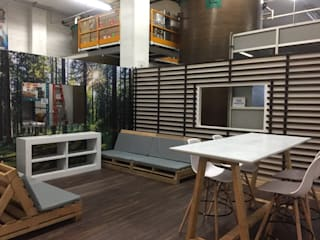 Sala Ecológica:  de estilo  por Aufsten