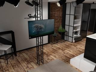 Endüstriyel Oturma Odası d.b.mroz@onet.pl Endüstriyel