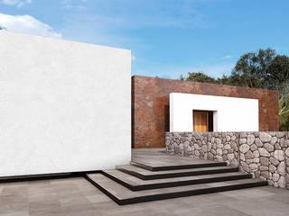 Capilla: Estudios y oficinas de estilo  por Maquita Arquitectos
