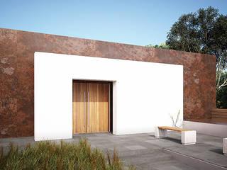 Capilla Estudios y despachos modernos de Maquita Arquitectos Moderno