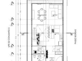 Residencia KA'AN de LARQ Arquitectura y Diseño Tropical