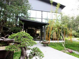 台中室內建築師|利程室內外裝飾 LICHENG Jardines japoneses