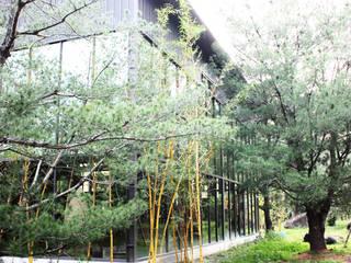 古建築保護工程 台中室內建築師|利程室內外裝飾 LICHENG 禪風庭院