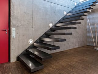 Escaleras de estilo  por zon Eichen - Handwerk und Interior