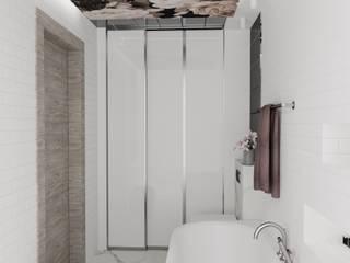 Casas de banho modernas por d.b.mroz@onet.pl Moderno