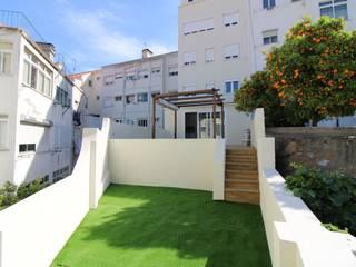 EU LISBOA Modern terrace