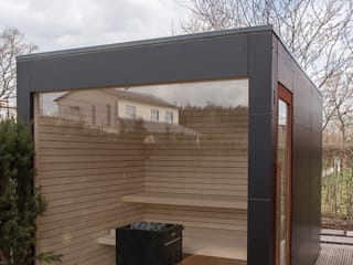 par design@garten - Alfred Hart - Design Gartenhaus und Balkonschraenke aus Augsburg Minimaliste