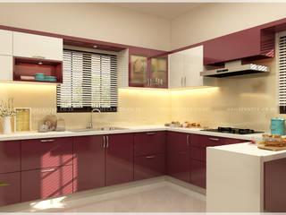 interior designers in kottayam:   by Home center interiors