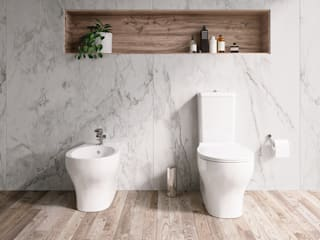 Melissa vilar BathroomToilets White