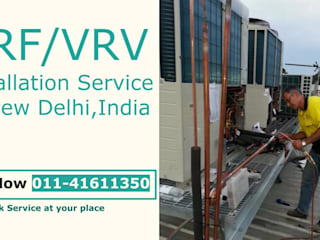 VRF / VRV AC Dealers in Delhi/NCR,India Balkon
