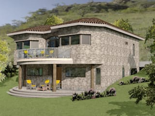 Proyecto Arquitectónico, Casa Los Magueyes de Design WRX