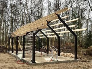 Casa de campo de Design WRX Moderno