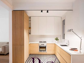 Cocina moderna de Cocinas y muebles especiales Moderno