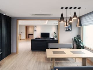 Modern kitchen by 블랑브러쉬 Modern