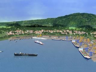 Malabo Yük Limanı TÜLİN ÇETİN MİMARİ TASARIM LTD. ŞTİ.
