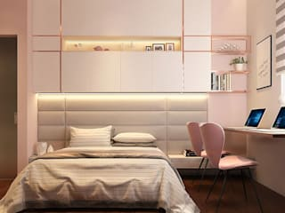 Bedroom by Norm designhaus