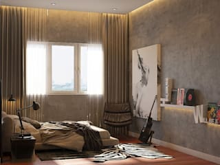 Спальня by Norm designhaus