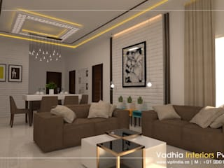 :   by Vadhia Interiors Pvt Ltd