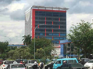 MAX INTERIOR PEKANBARU Office buildings