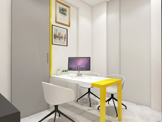 Interior design services. by Sky'Architects