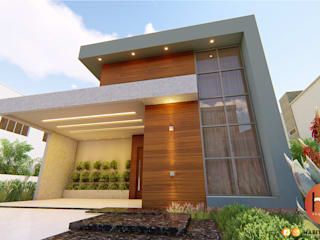 di Habitus Arquitetura Moderno