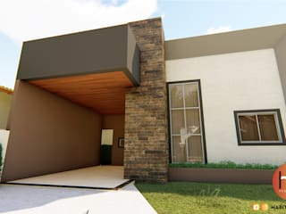 de Habitus Arquitetura Moderno