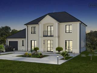 Illustration 3D en architecture / illustration 3D maison & villa par Bureau des Perspectives 3D