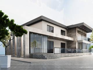 P.Korkmaz Villası avangard mimarlık Modern