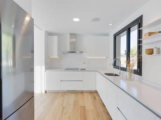 Casas prefabricadas con altas calidades de Atlántida Homes Moderno