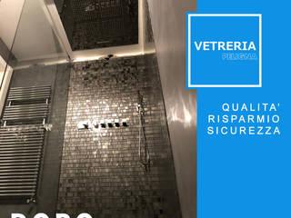 Cabina doccia di Vetreria Peligna