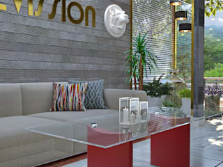 Design For My Own Office: modern  by azvission,Modern