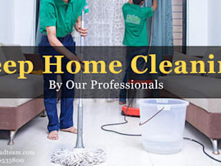 Deep Home Cleaning Service in Bangalore:   by techsquadteam