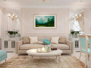 Living room by BOHO DESIGN, Classic
