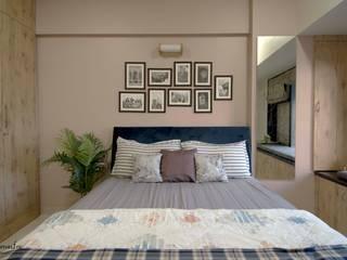 CanvasInc architecture   interiors Small bedroom