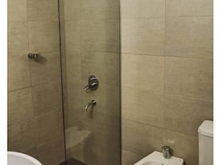 Reforma baño AC de ERA - Estudio Rosarino de Arquitectura