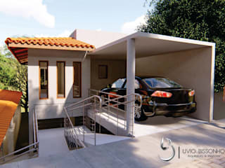 by Lívio Bissonho Arquitetura Modern