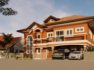 PROPOSED TWO (2) STOREY RESIDENCE by ET&P Design & Construction Mediterranean
