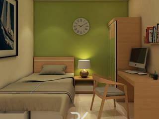 Kamar Kos Oleh RK Interior Design Minimalis