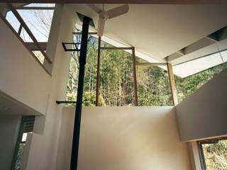 Ruang Keluarga Modern Oleh 西島正樹/プライム一級建築士事務所 Modern