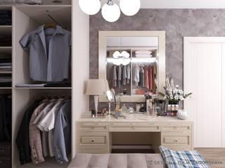 Closets de estilo  por YZ-design, Moderno