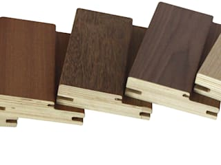 Grupo Corpe® Wooden doors Plywood