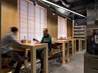 Modern study/office by Planika Modern