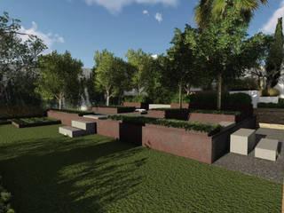 La Menara | Estudio de Paisajismo y Jardinería Taman Gaya Mediteran