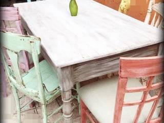 Comedor Vintage de Vintage Decoration Clásico