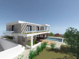 Villa 1:  in stile  di Bartolomeo Fiorillo