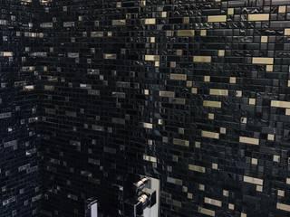 Omnia Multiservizi - Roma Invest Modern bathroom Black