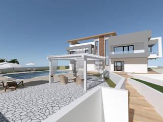 Villa 2:  in stile  di Bartolomeo Fiorillo