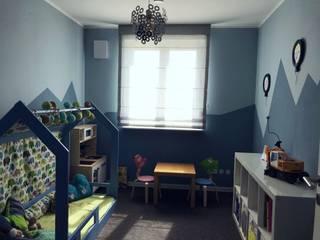 KHG Raumdesign - Innenarchitektin in Berlin und Umland, mgr. ing. Architektur Katharina Hajduk-Gast 嬰兒/兒童房裝飾品 布織品 Multicolored
